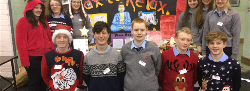 Transition Year Mini Company Trade Fair